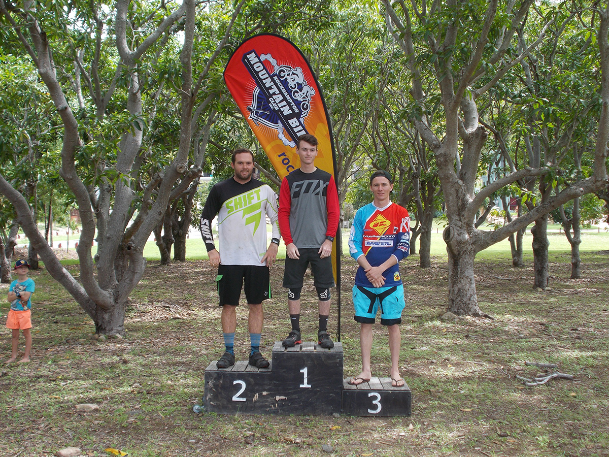 2018 Giant CQ Enduro round 1 - Elite Men