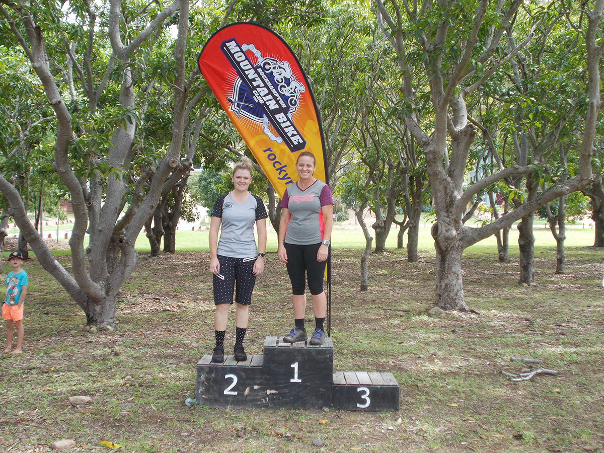 2018 Giant CQ Enduro round 1 - Open Women