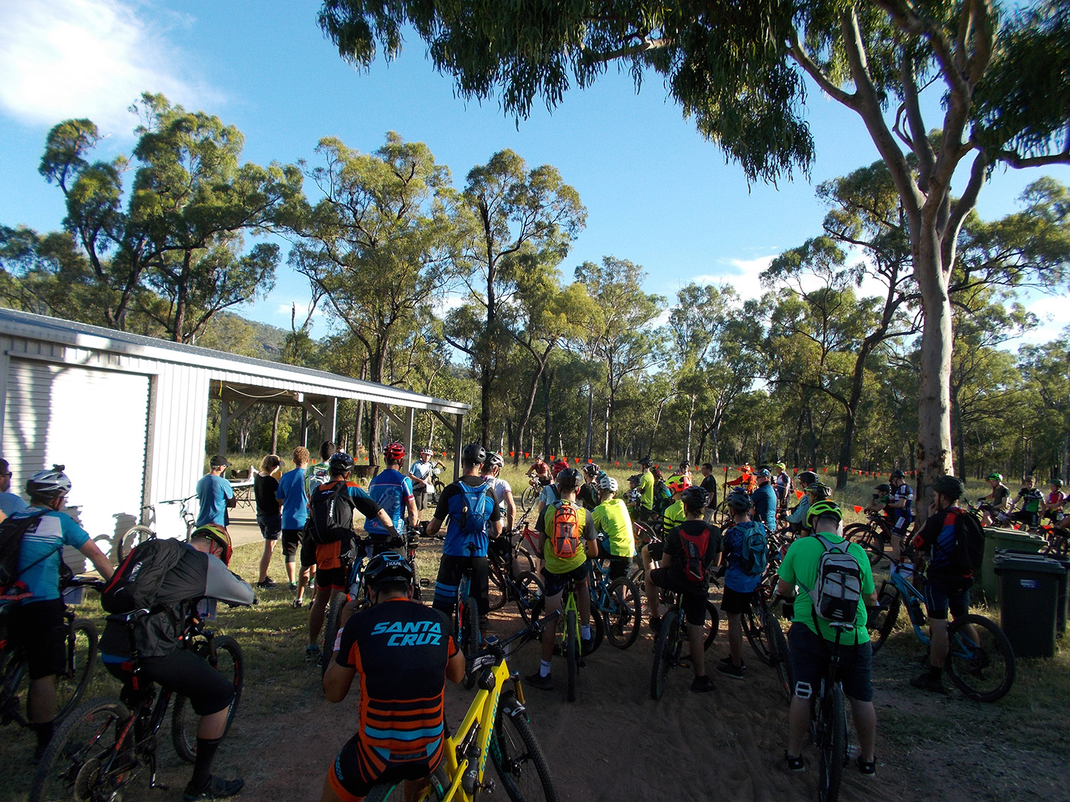 2018 Rockhampton MTB 3 hour XC day/night race