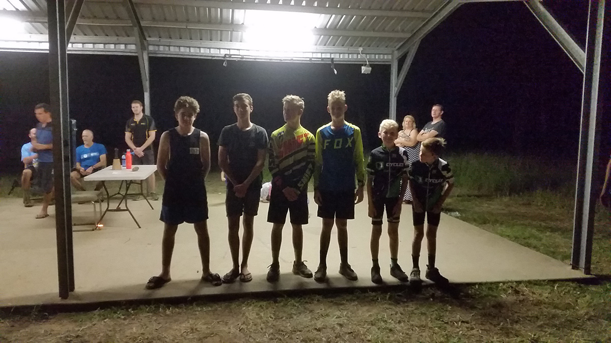 2018 Rocky MTB 3 hour - Junior Teams