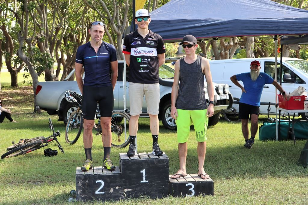 2018 Tuckers CQ XC round 1 - Men's Elite