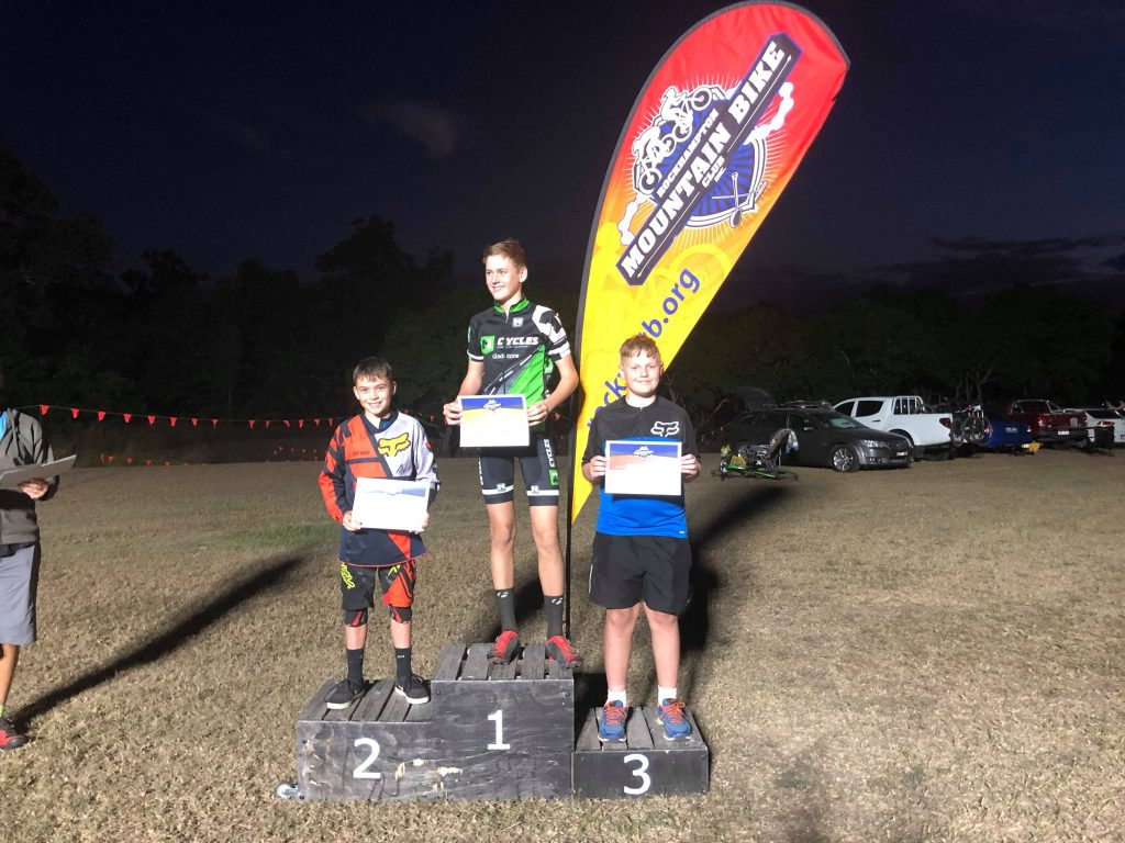2018 Rocky MTB XC 6 Hour - Junior 3 Hour