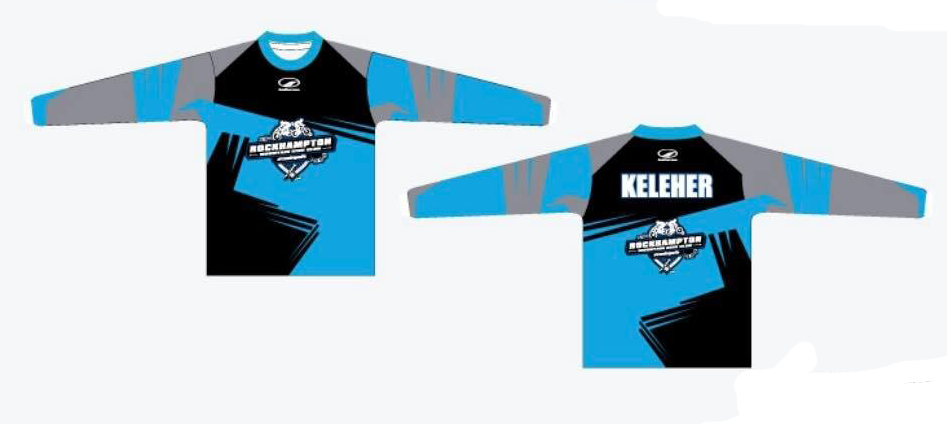 Rocky MTB long sleeve jerseys