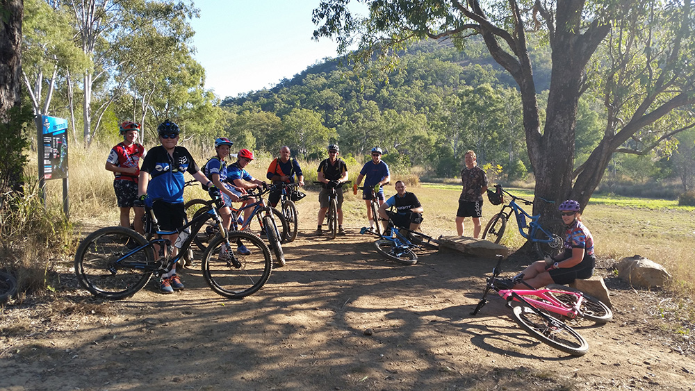 Rocky MTB Sunday arvo social ride