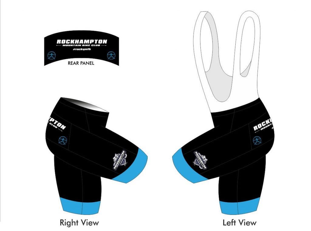 2019 Rocky MTB XC bibs and knicks